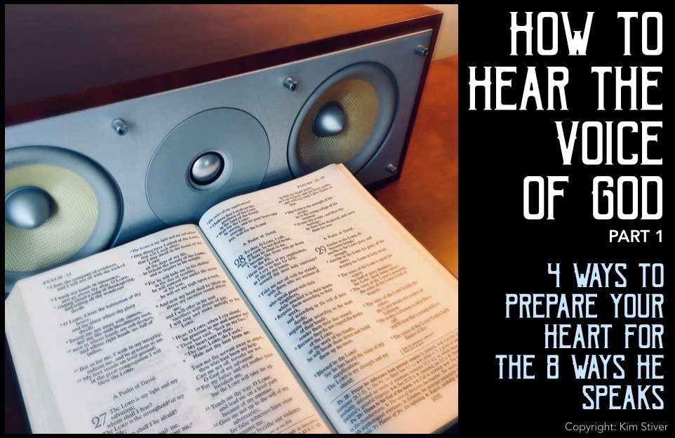 8 Ways to Hear the Voice of God