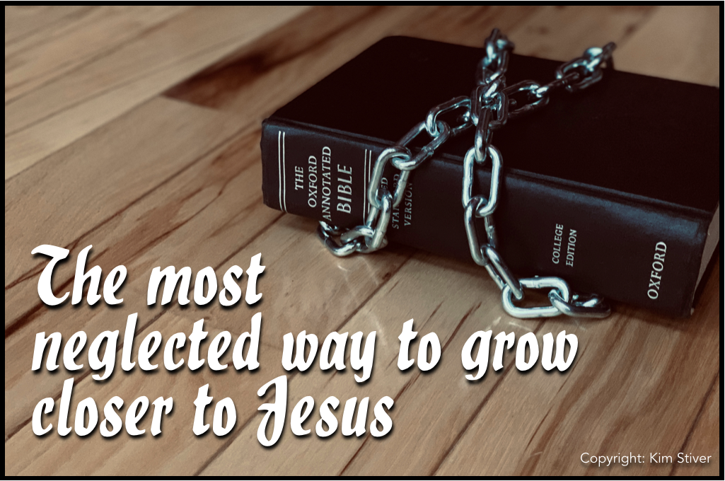 The Most Neglected Way to Grow Closer to Jesus is Tithing